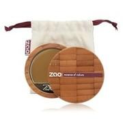 Zao essence of nature make-up  Bamboe Compact Foundation 736 (Topaz)