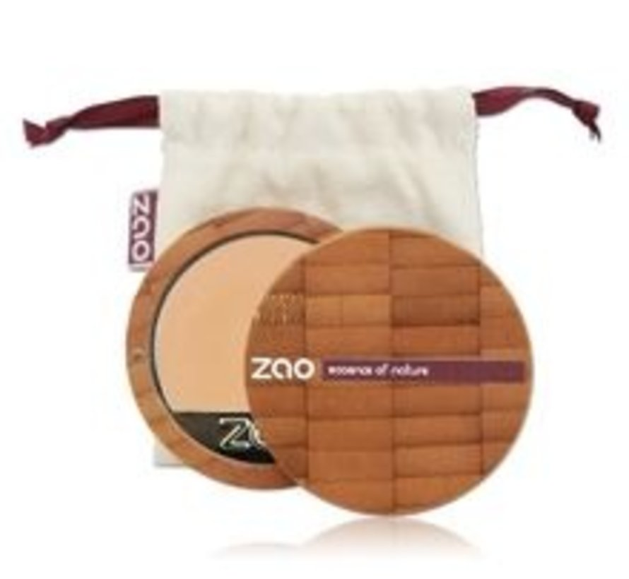 Bamboe Compact Foundation 729 (Very Light Pink Ivory)