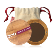 Zao essence of nature make-up  Bamboe Wenkbrauwpoeder 262 (Brown)