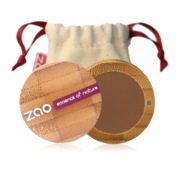Zao essence of nature make-up  Bamboe Wenkbrauwpoeder 261 (Ash Blond)