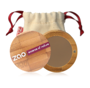 Zao essence of nature make-up  Bamboe Wenkbrauwpoeder 260 (Blond)