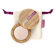 Zao essence of nature make-up  Bamboe Parelmoer Oogschaduw 121 (Pearly Ivory)
