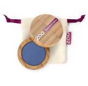 Zao essence of nature make-up  Bamboe Parelmoer Oogschaduw 120 (Royal Blue)