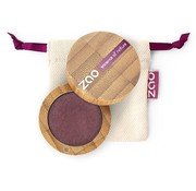 Zao essence of nature make-up  Bamboe Parelmoer Oogschaduw 118 (Plum)