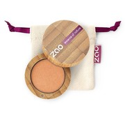 Zao essence of nature make-up  Bamboe Parelmoer Oogschaduw 113 (Copper Gold)