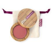 Zao essence of nature make-up  Bamboe Parelmoer Oogschaduw 111 (Peach Pink)