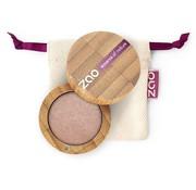 Zao essence of nature make-up  Bamboe Parelmoer Oogschaduw 105 (Golden Sand)