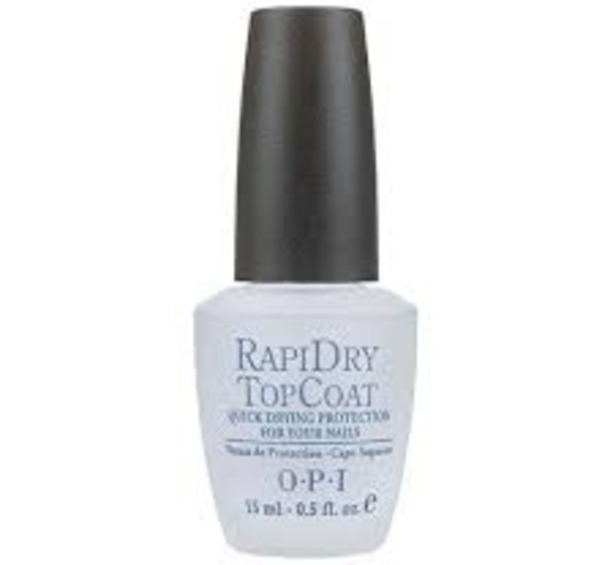Rapid dry Topcoat 15ml