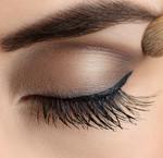 Hoe breng je 3 kleuren oogschaduw aan?