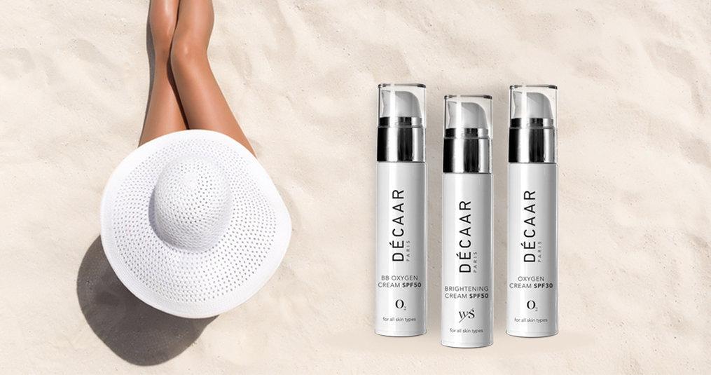 Decaar Oxygen BB cream SPF 50