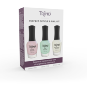 Trind Hand & Nail Perfect cuticle & nail kit set