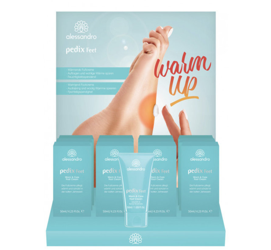 Pedix Warm Up Voetbalm
