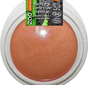 Zao essence of nature make-up  Refill Bronzing poeder 345 (Red Copper)