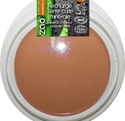 Zao essence of nature make-up  Refill Bronzing poeder 344 (Chocolate)