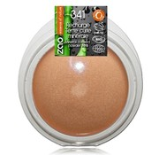 Zao essence of nature make-up  Refill Bronzing poeder 341 (Golden Copper)