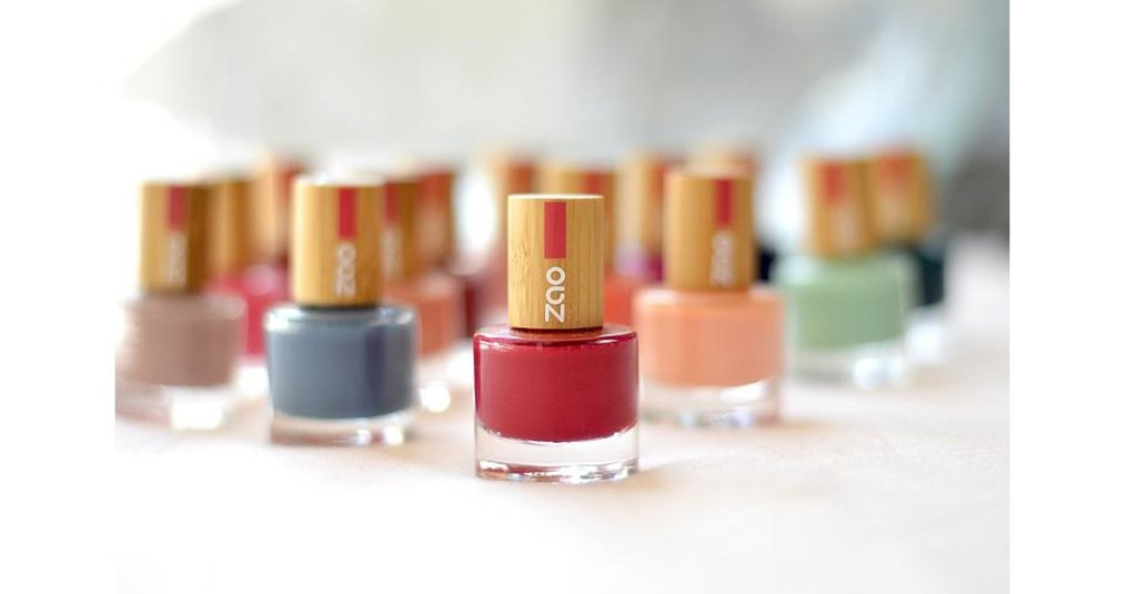 ZAO; Duurzame nagellak en remover