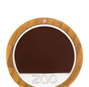 Zao essence of nature make-up  Refill Compact Foundation 740 (Dark Mahogany)