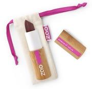 Zao essence of nature make-up  Bamboe Classic Matte Lippenstift 468 (Plum)