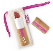 Zao essence of nature make-up  Bamboe Classic Matte Lippenstift 463 (Pink Red)