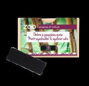 Zao essence of nature make-up  Refill  matte Oogschaduw 206 (vierkant)