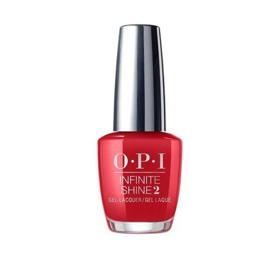 Big Apple Red infinite Shine  ISL N25