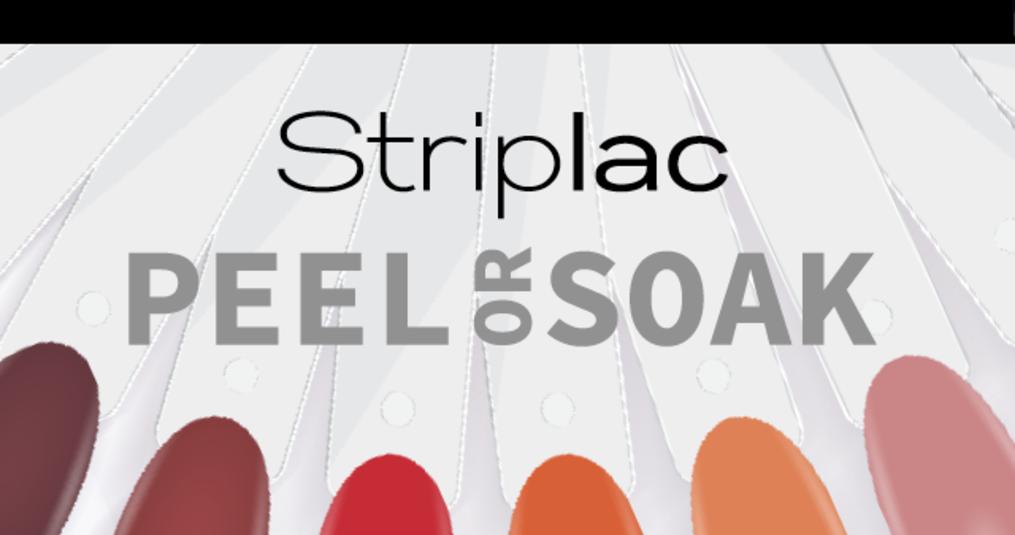 Nieuwe striplac kleuren