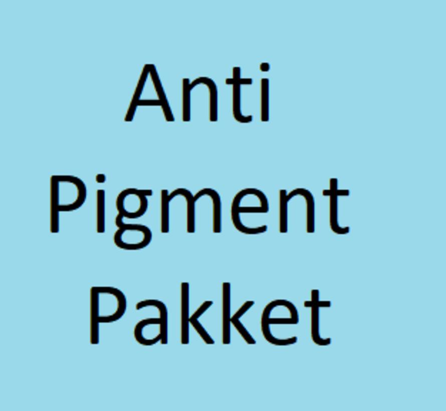Pigmentvlekken pakket