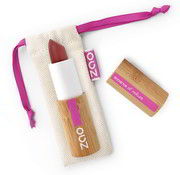 Zao essence of nature make-up  Bamboe Cocoon Lippenstift 412 (Mexico)