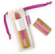 Zao essence of nature make-up  Bamboe Cocoon Lippenstift 414 (Oslo)