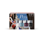 OPI Peru nagellak Infinite Shine  setje 4 x 3.75ml