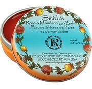 Rosebud Salve Rose & Mandarin  lipbalm