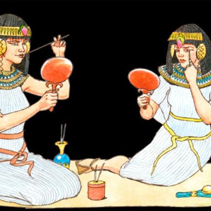 Cosmetica Geschiedenis