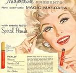 De geschiedenis van de mascara