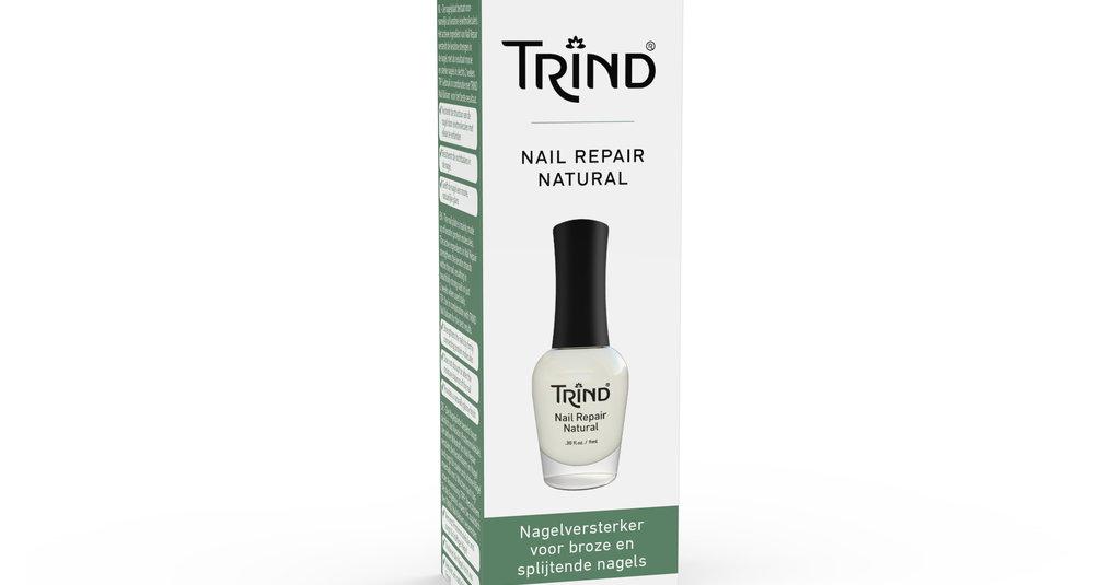 Hoe gebruik je de Trind Nail Repair nagelverharder ?