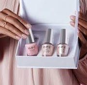 OPI Always Bare for You  infinite nagellak set