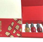 OPI Hello Kitty  nagellak set RED