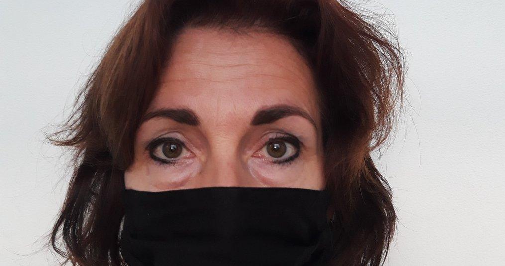 Make-up tips bij het dragen van een mondkapje