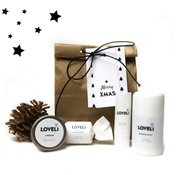 Loveli Christmas Cadeau set Sweet Orange  groot
