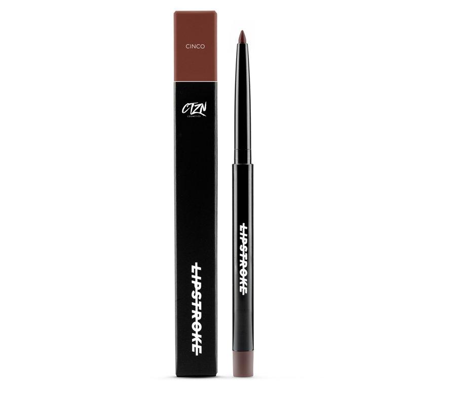 Lipstroke Cinco Shade 5