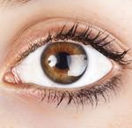 Oogmake-up bij bruine ogen