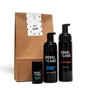 Loveli  Rebel cadeauset for men  Body & face