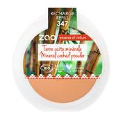 Zao essence of nature make-up  Refill Bronzing poeder 347