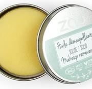 Zao essence of nature make-up  Solide Make-up remover milk  Blikje 50gr