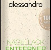 Alessandro Spa Nail  Natural Nail Polish Remover