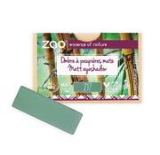 Zao essence of nature make-up  Refill  Oogschaduw 217 Eucalyptus green