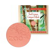 Zao essence of nature make-up  Blush 327 Coral Pink refill