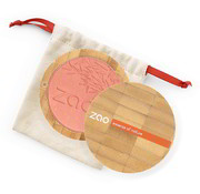 Zao essence of nature make-up  Blush 327 Coral Pink