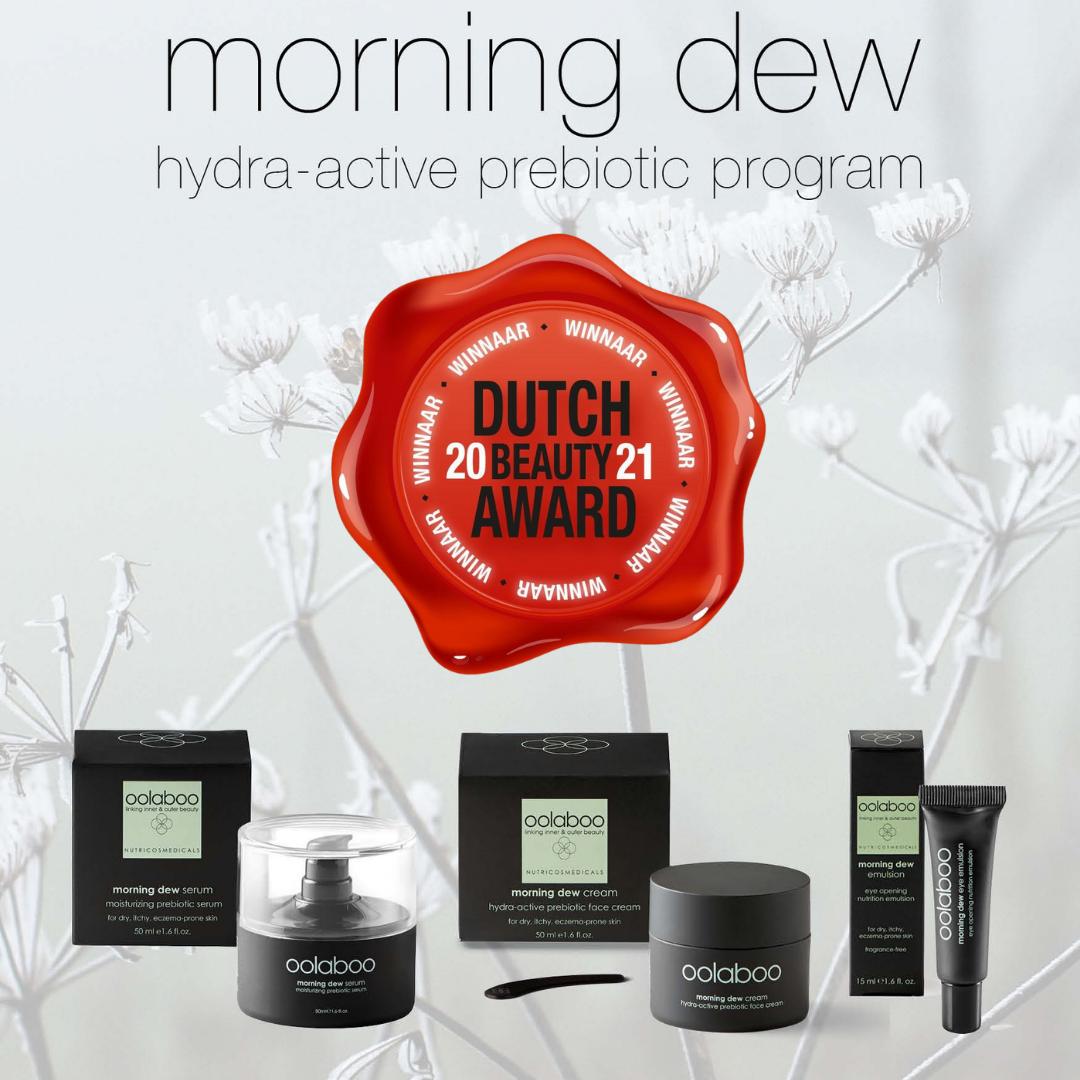 Oolaboo wint de Dutch Beauty Award - Viva Donna