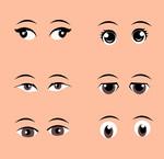 Make-up tips voor grote, bolle ogen