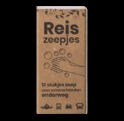 Happy Soaps Reis zeepjes 12 stuks